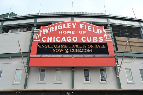 The Sponsorship Guy, The first Naming Rights Deal was Wrigley Field