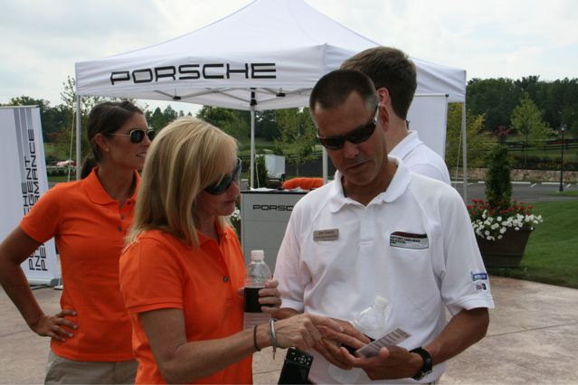 The Sponsorship Guy, Women on Course - Porsche Activation