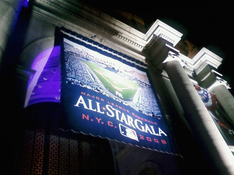 The Sponsorship Guy, MLB AllStar Gala Event NYC