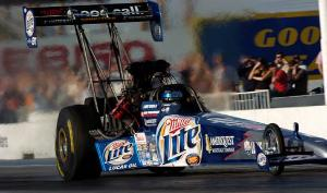 The Sponsorship Guy, Miller Lite Top Fuel Dragster