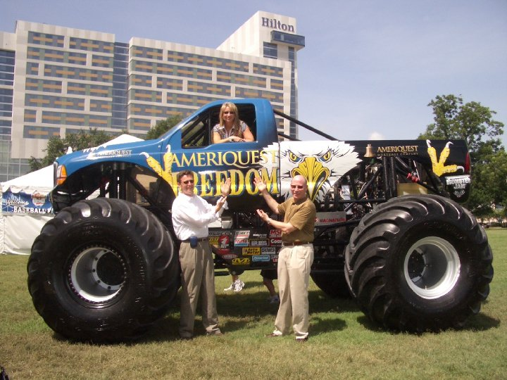 The Sponsorship Guy, Monster Truck Activation