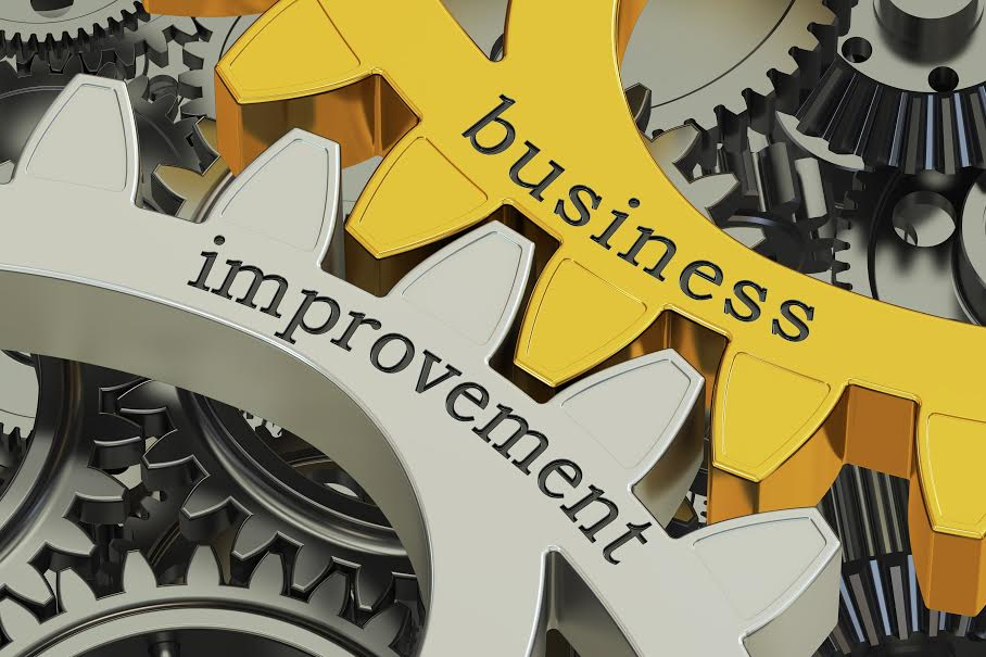 Our Process is Straightforward - Business Improvement Gears