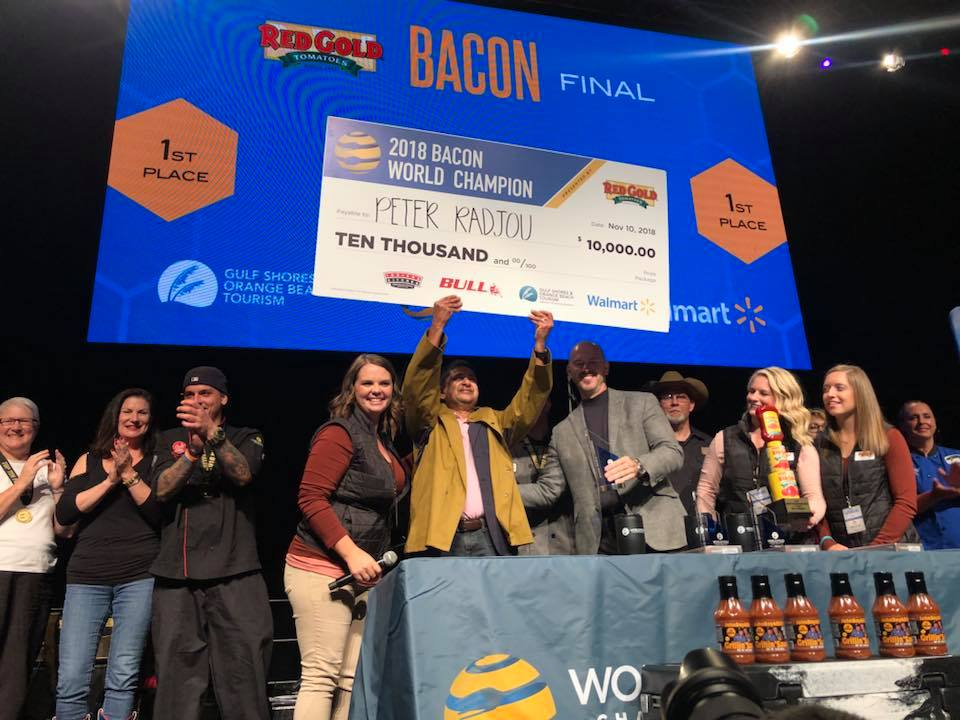 World Food Championship - Winners