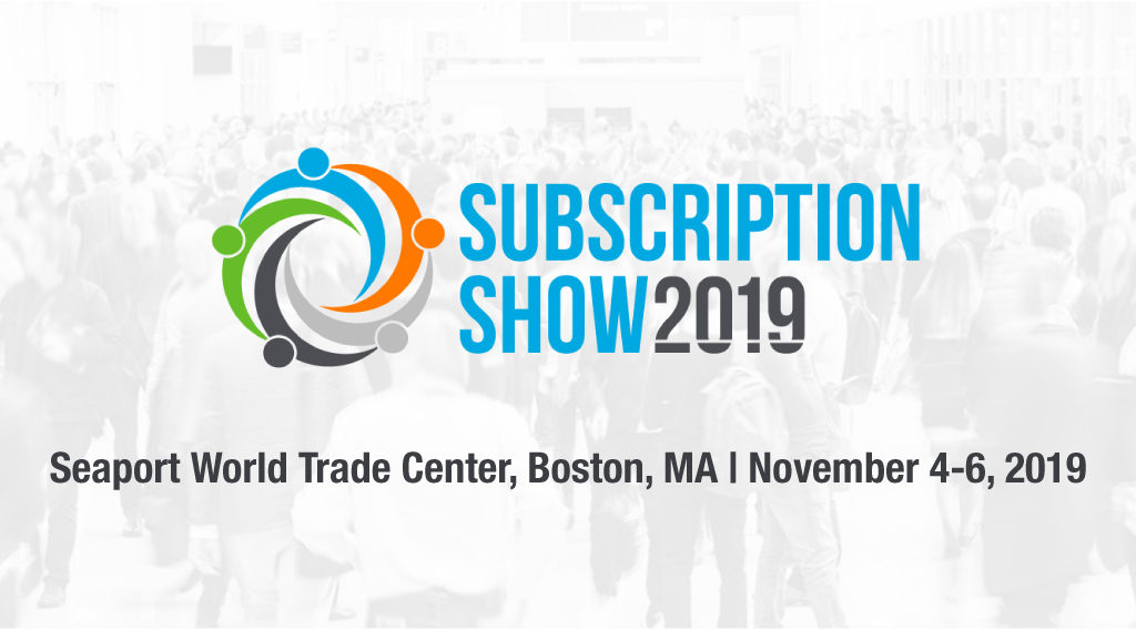 Subscription Show 2019