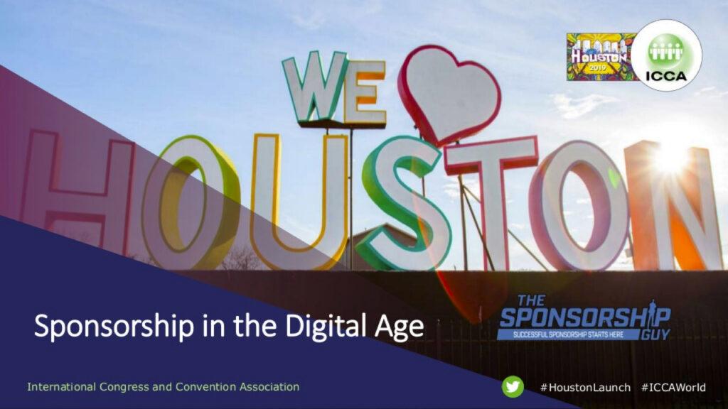 Sponsorship in the Digital Age