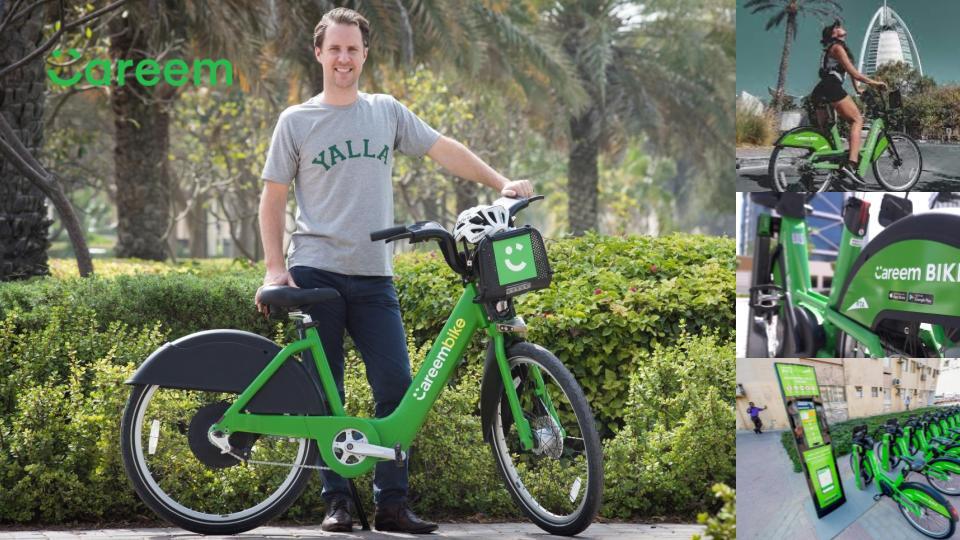 Careem Bike